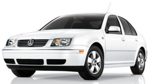 VW City Jetta